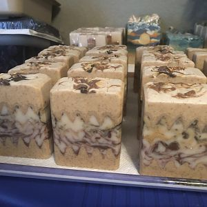 Oats, Vanilla & Honey Soap!
