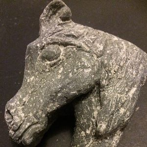 Stone Soap Horse