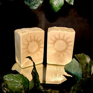 100% California Extra Virgin Olive Oil Soap!