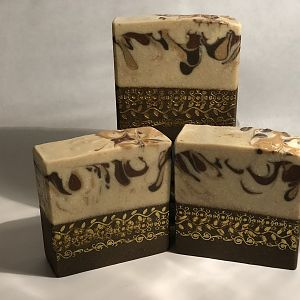 Espresso Latte Coffee Soap