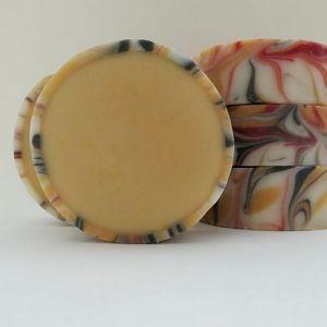 Dibbles' 10% Castor Rim soap