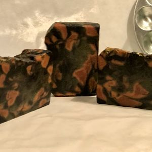 Moringa, Turmeric & Chaga Soap!
