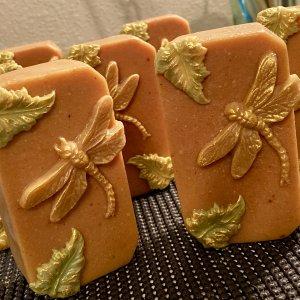 Annatto, Honey & Oats Soap!