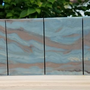 gardengeek - Blue Brazilian Marble.JPG