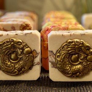 Honey-Oat milk Soap!