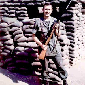Eddie Stark, US ARMY Vietnam '70 To '72